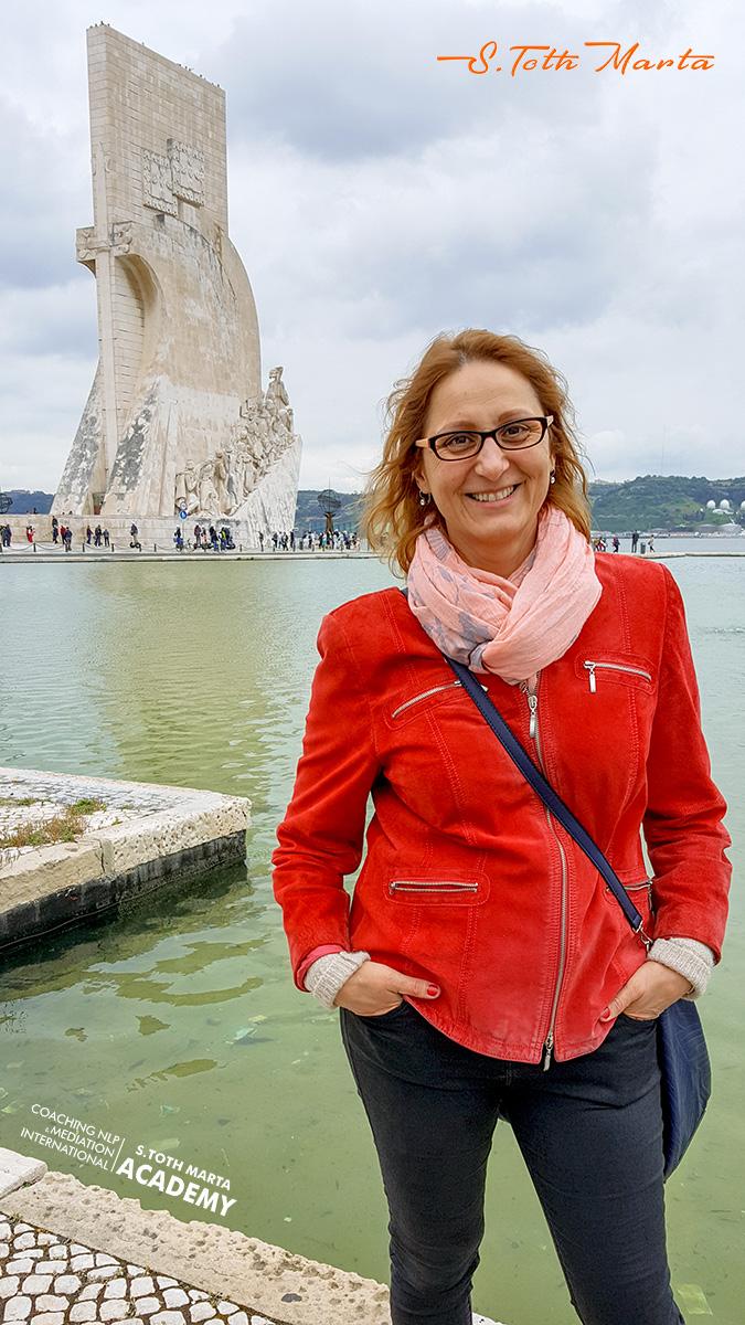 Life Coach Course Lisbon, Portugal by Marta S. Toth - Coach, NLP Trainer
